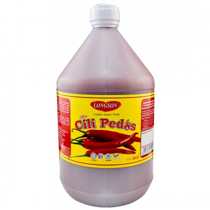 Longson Cili Pedas / Hot Chilli (3kg)